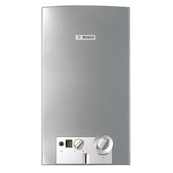 MiniMAXX 13L Silver gas LP 2 servicios - Conexión básica