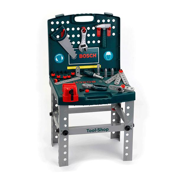 Imagen para Banco de herramientas transportable con accesorios Bosch de boschmx