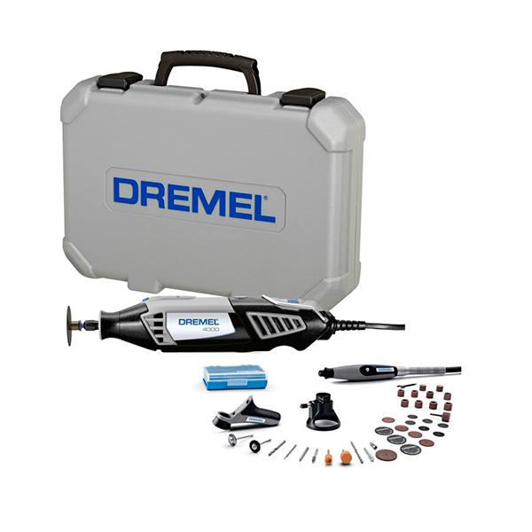 Imagen para Dremel 4000 Multipro 3 aditamentos 36 accesorios de boschmx
