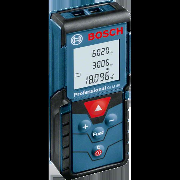 Imagen para Medidor láser de distancias GLM 40 de boschmx