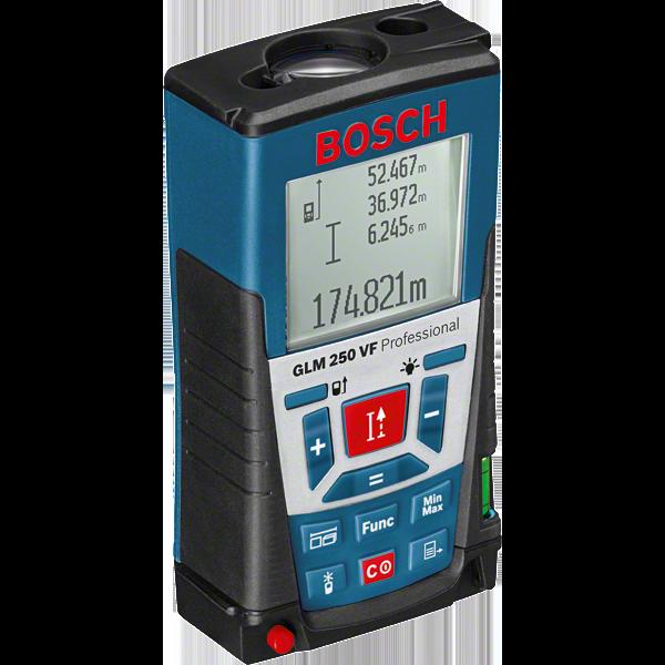 Imagen para Medidor láser de distancias GLM 250 VF de boschmx