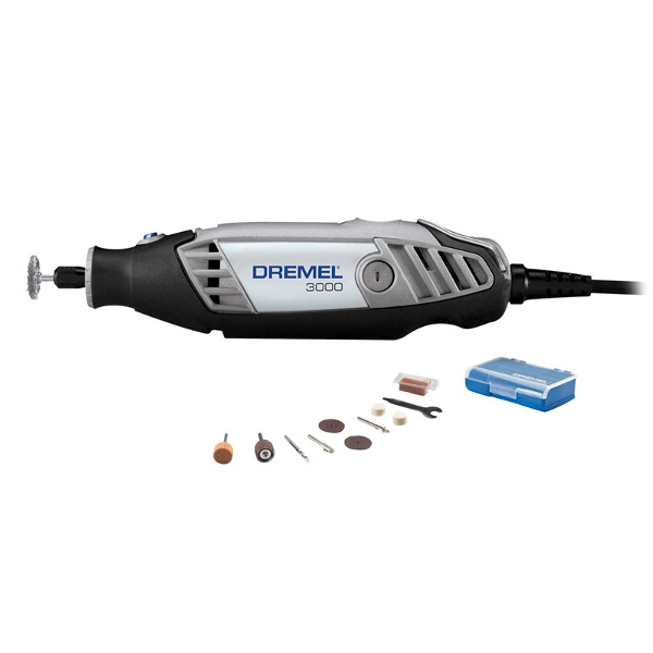 Imagen para Dremel® 3000 – Kit con 10 accesorios de boschmx