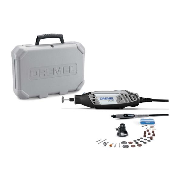 Imagen para Dremel® 3000 – Kit con 2 aditamentos y 30 accesorios de boschmx